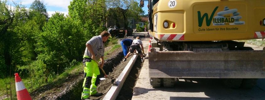 Straßenbau facharbeiter Vorarbeiter kilian willibald kariere